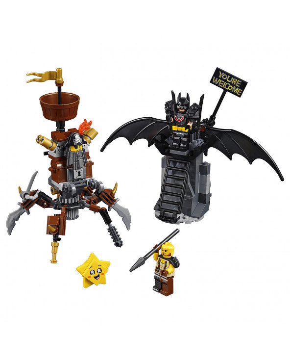 LEGO Batman y Barba...