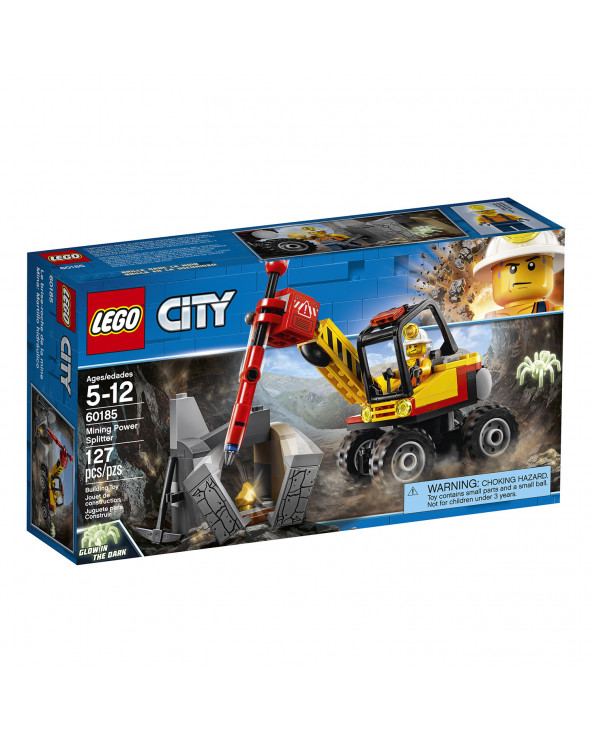 LEGO MINA: Martillo...