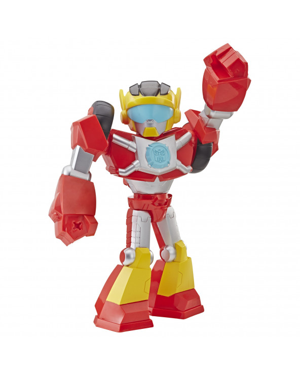 TRANSFORMERS Rescue Bots...