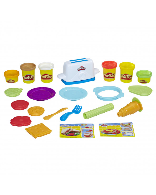 PLAY-DOH Tostadora Divertida E0039