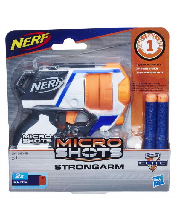 NERF Microshots E0489