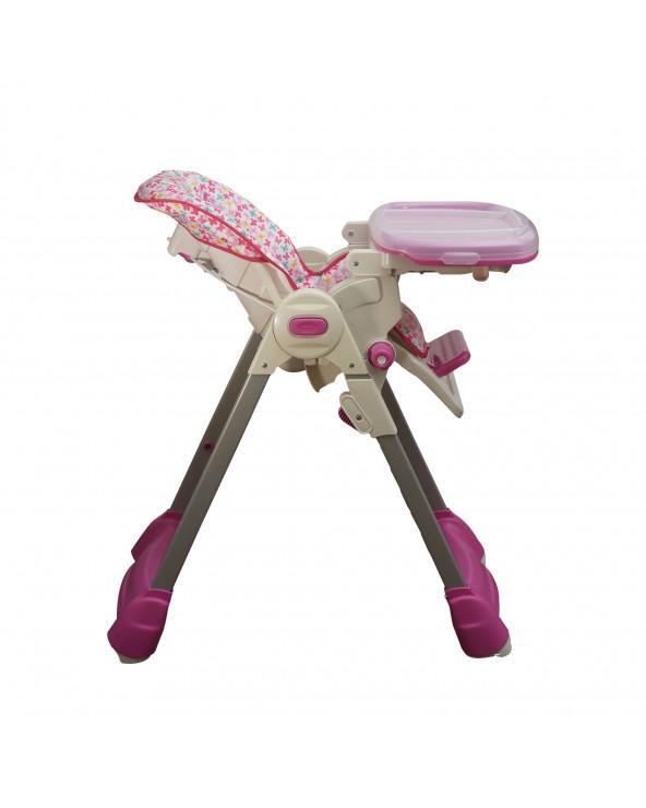 INFANTI Silla de Comer Pink...