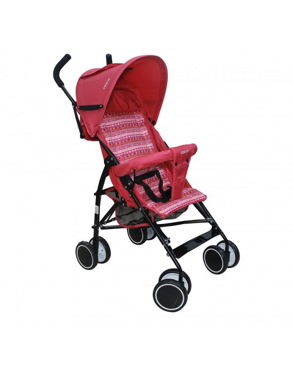 COSCO Coche Bastón Twister Pink B-5 013910B5VPI