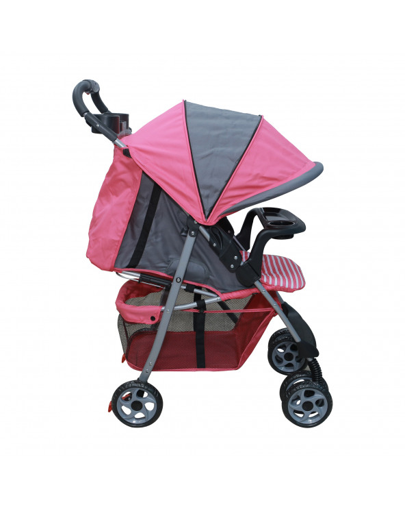 COSCO Coche Paseo Pipe Pink...