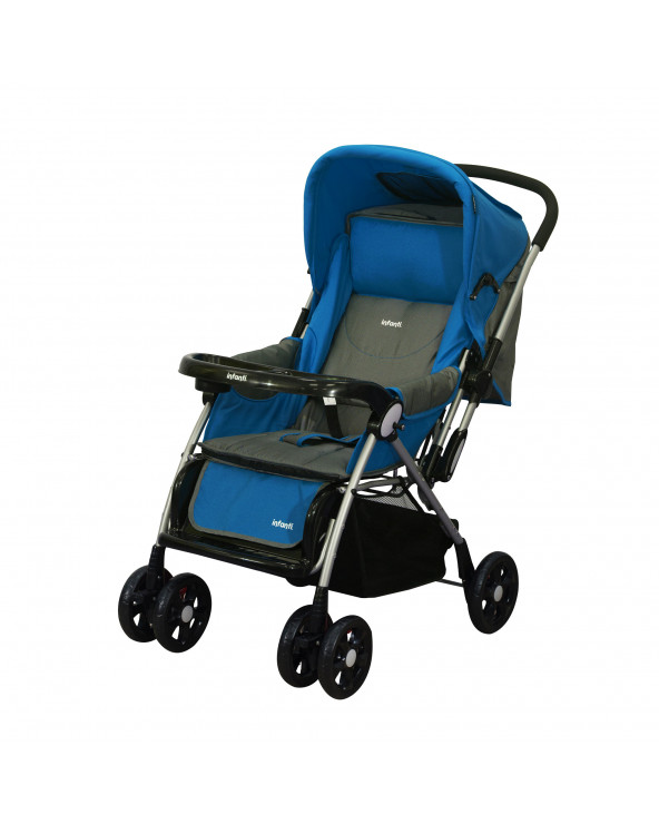 Infanti Coche Cuna Yazi Azul C518J
