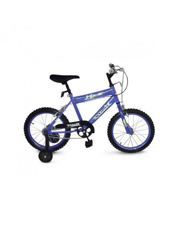 Xtrmz bicicleta G16BA362. Aro 16