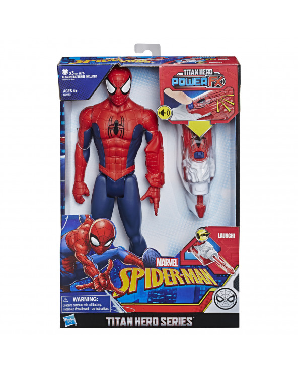 MARVEL Spider-Man Titan FX...