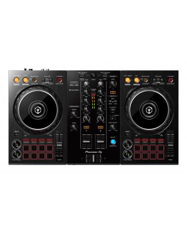 Pioneer DJ DDJ-400 Controlador Rekordbox