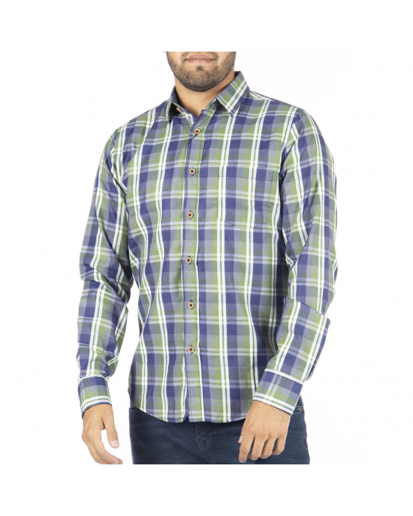 Mechanic Camisa Square M/L Mo