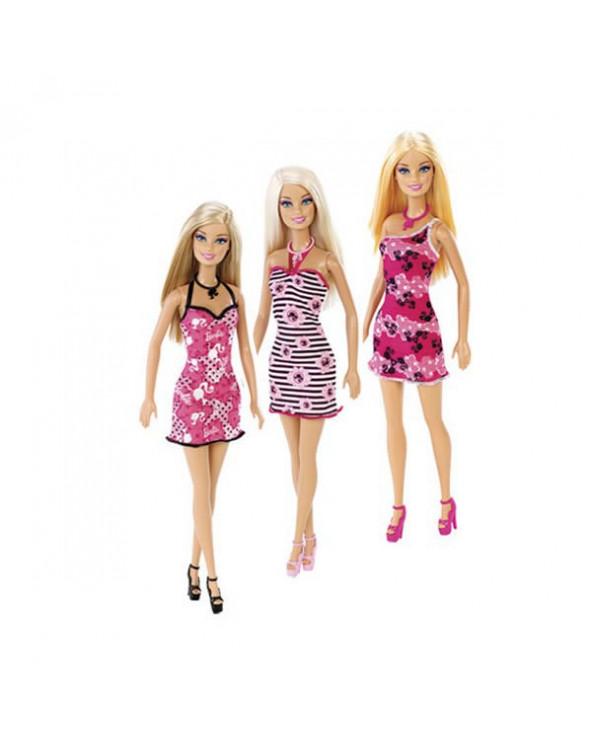 Mattel Barbie muñeca básica T7439
