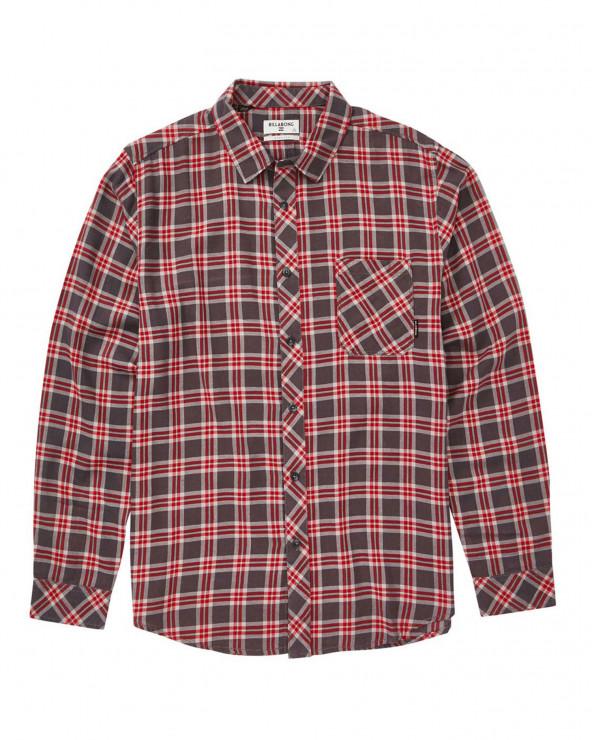 Billabong Camisa M/L Freemont Flannel M523SBFR