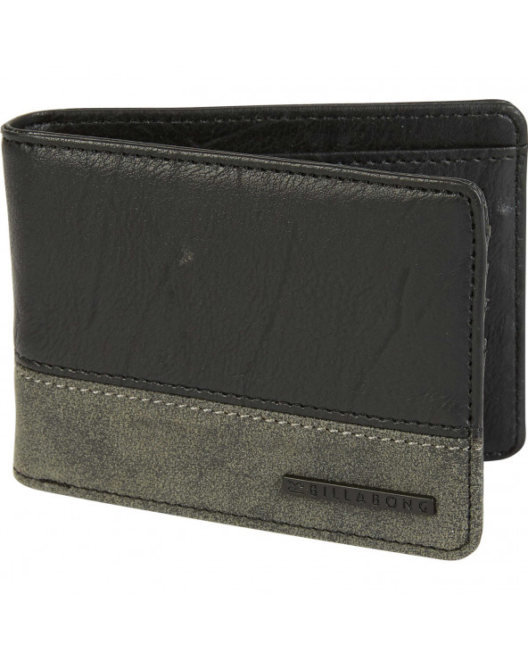 Billabong Billetera Dimension Wallet Maw