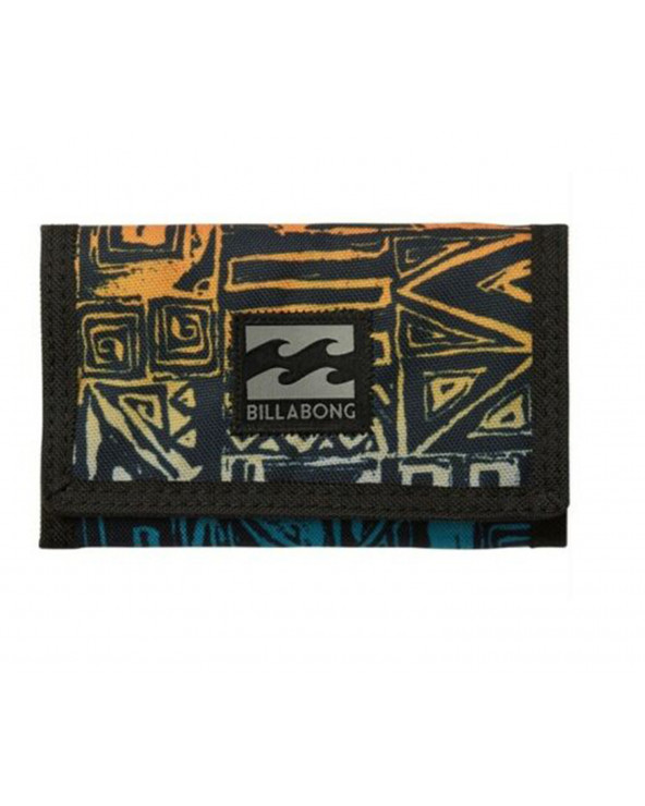 Billabong Billetera Atom Wallet MAWTGATO