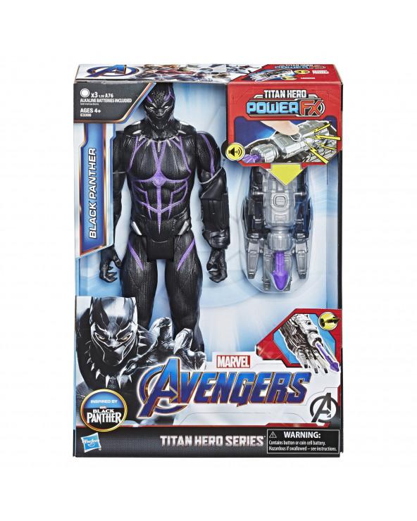 Marvel Avengers Hero Black Panther TH Power FX 2.0 E3306