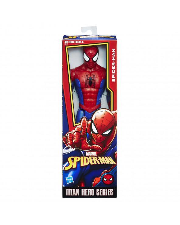 Spider-Man Figura Titan Hero E0649