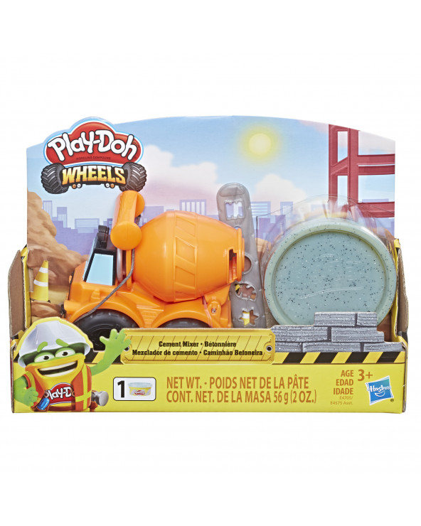 Play-Doh Mini Vehiculo E4575