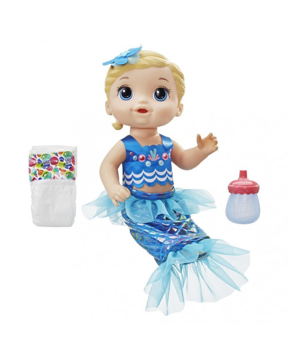 Baby Alive Mermaid Baby AST E3345