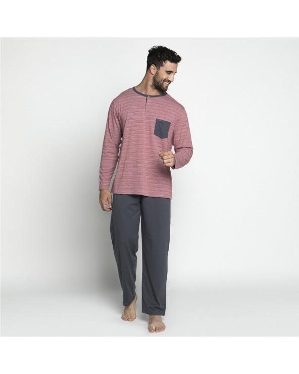 Kayser Pijama Hombre Algodón 67.1063
