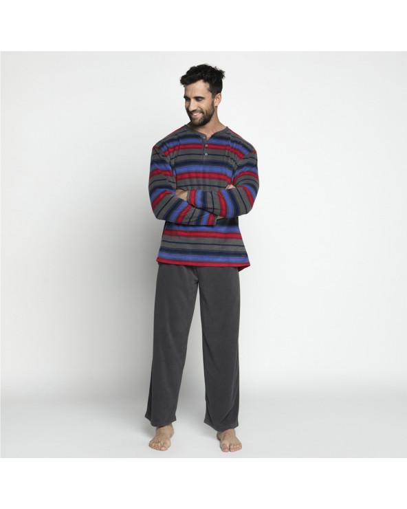 Kayser Pijama Hombre Polar 67.1069