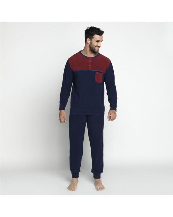 Kayser Pijama Hombre Polar 67.1076