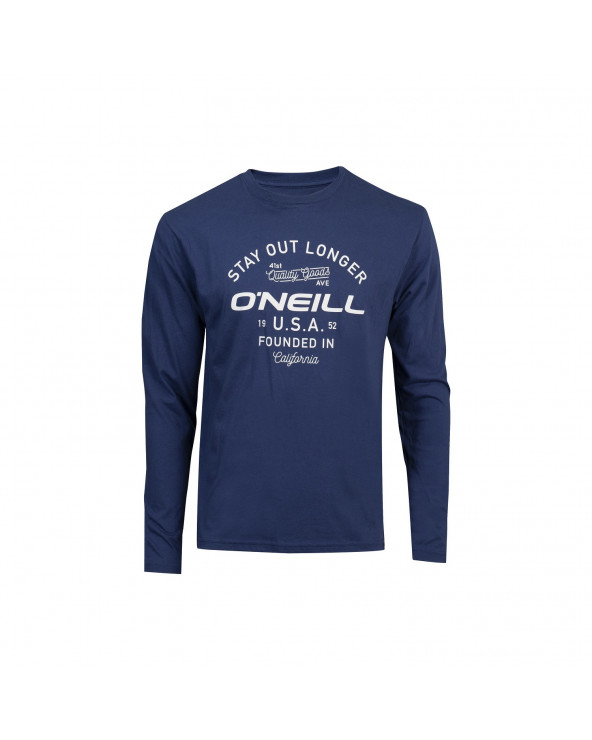 O´Neill Polo M/L LM Stay Out L/SLV T-Shirt
