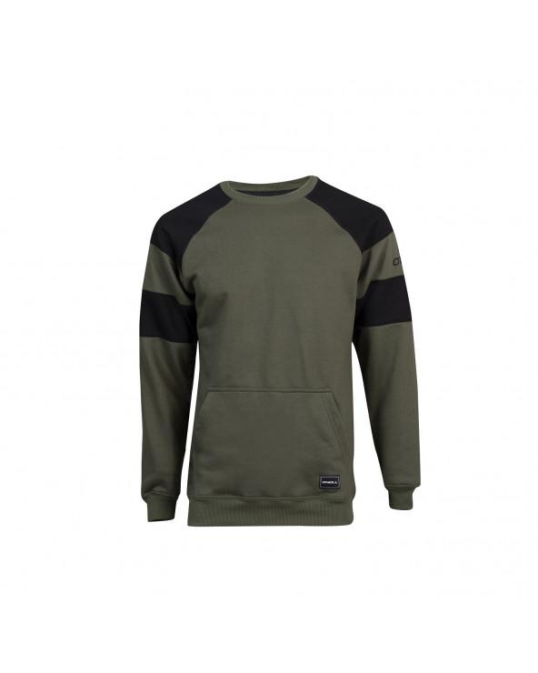 O´Neill Polerón Hombre M/L LM Block Crew Sweatshirt
