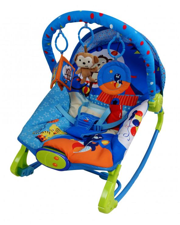 INFANTI Silla Nido Vibradora Circus Baby RK01-B90035