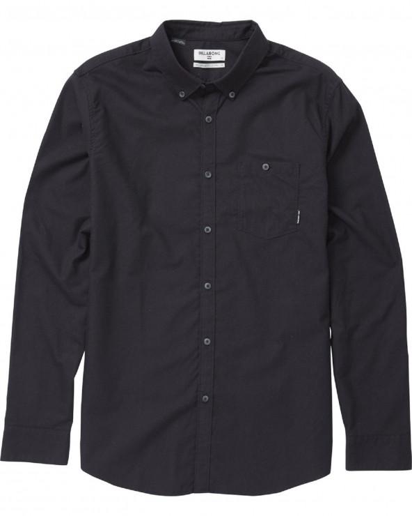Billabong Camisa M/L M521NBAO All Day Ox