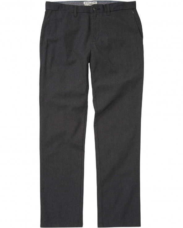 Billabong Pantalón M311LCAS Carter STretch