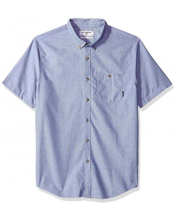Billabong Camisa M/C M501NBAO All Day OX