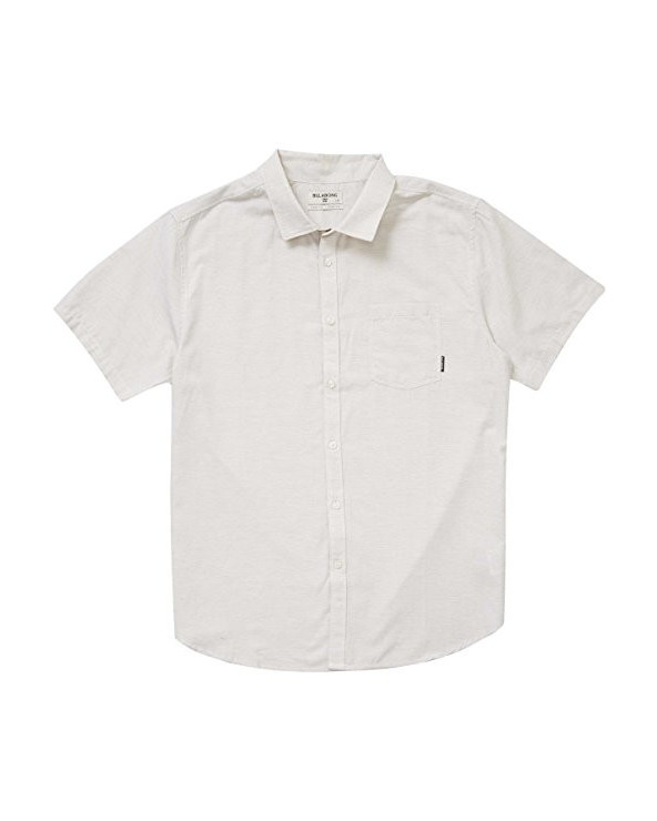 Billabong Camisa M/C M500NBAL All Day He