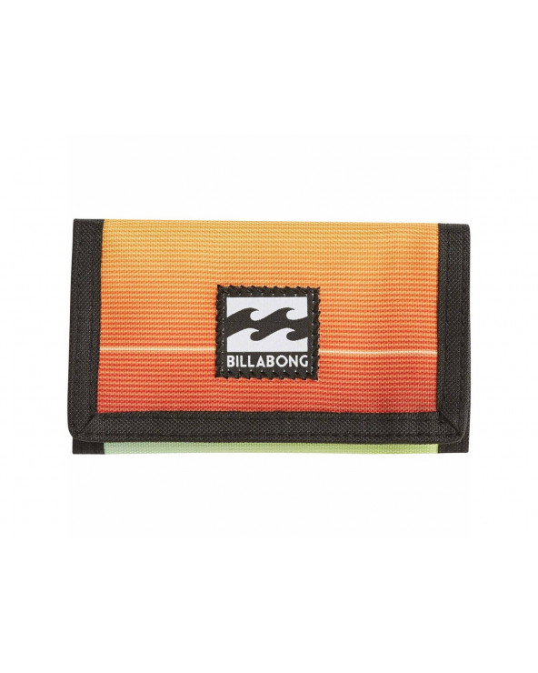Billabong Billetera MAWTGATO Atom Wallet Sunset One