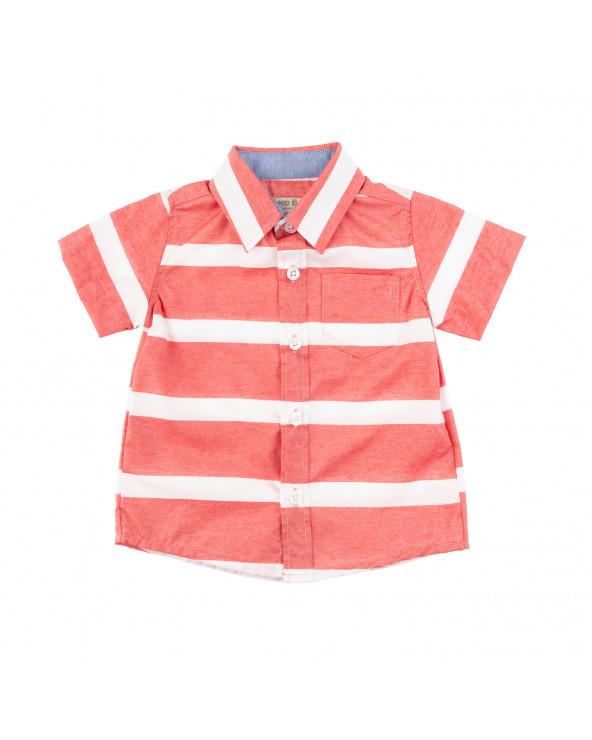 Beep-Beep Camisa Bebe Oliver M/L Mo