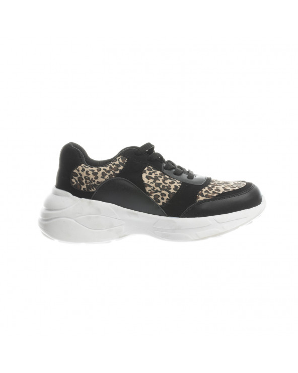 ONE STEP Zapatilla Casual Dani Dama Negro