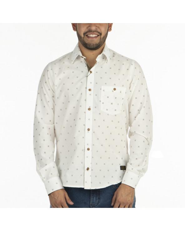 XTRMZ Camisa Hombre Italo M/L Mo