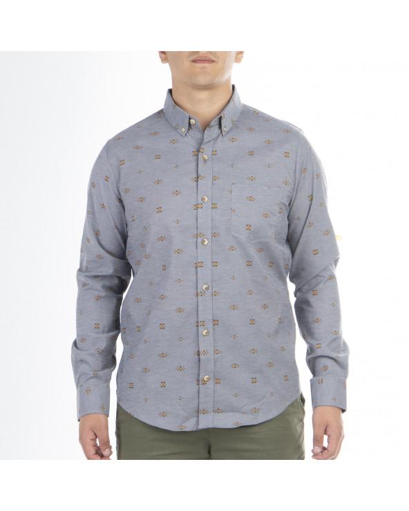 XTRMZ Camisa Hombre Mel M/L PP