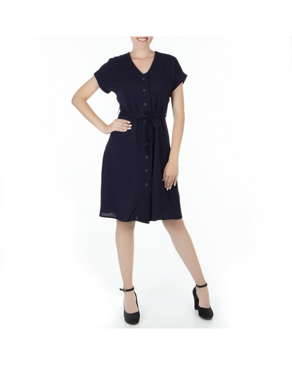 Sassafras Vestido Sakura M/C PP PV20