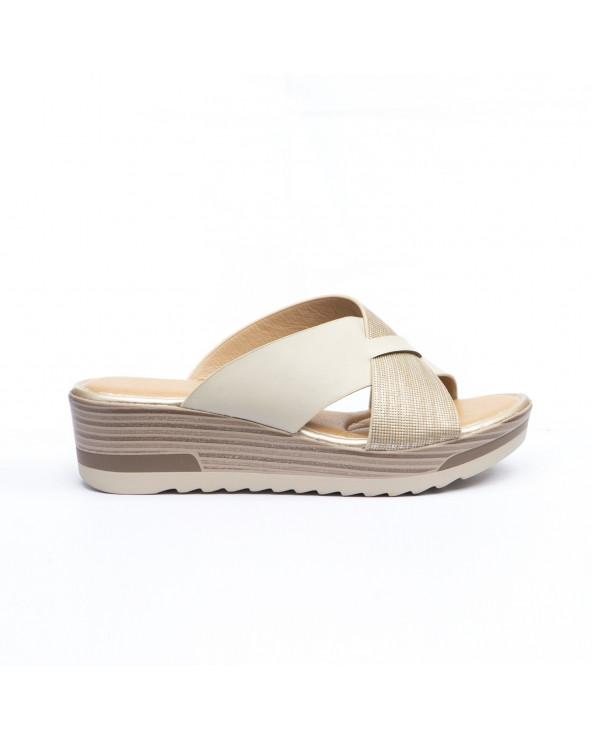 Essence Comfort Flat Maru Sandalia