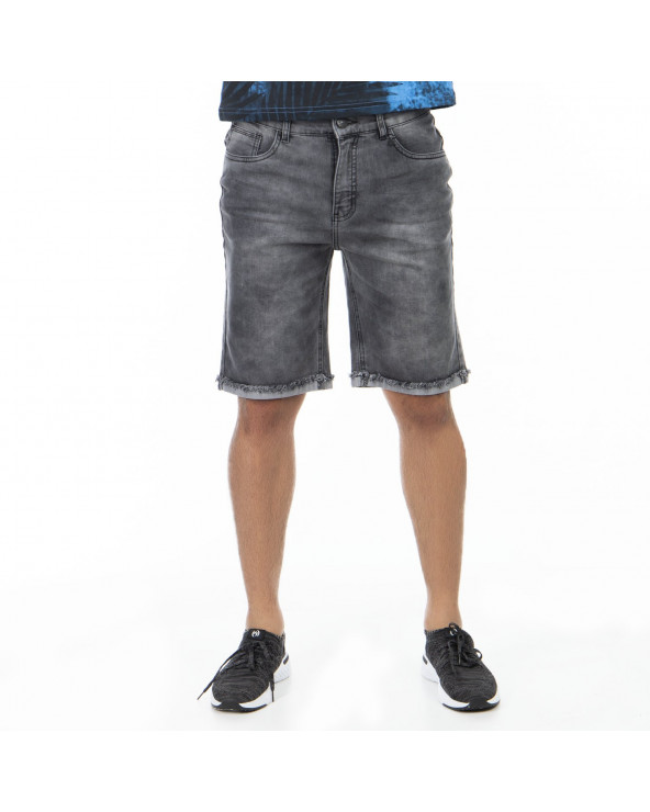 Hidraulio Short Hombre Mistery Denim Mo