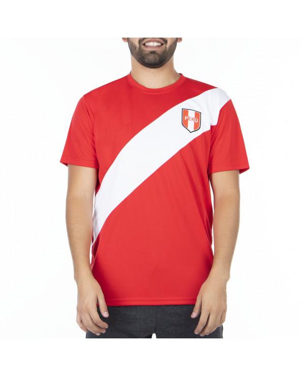 One Polo Hombre T-Shirt No official H Peru19 M/C Ba