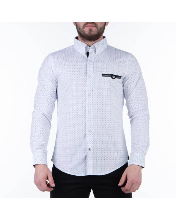 John Holden Camisa Hombre M/L Webst