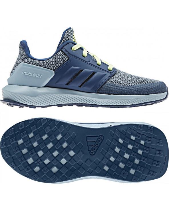 Adidas Zapatillas Hombre D96998 Rapidrun K