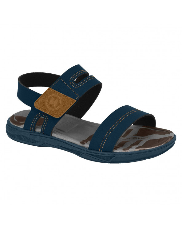 Molekinho Sandalia 2402-313 Az Azul