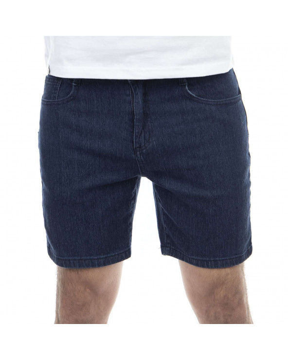 BIG CITY SHORT DENIM FIVE PV BA