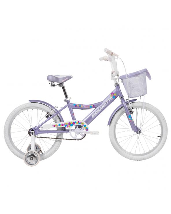 "Bicicleta Monarette Daisy Spring Aro 20"" Lila"