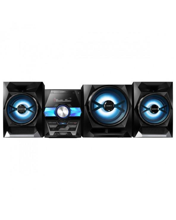Sony equipo de sonido GPX555. Salida de sonido 1800W  RMS