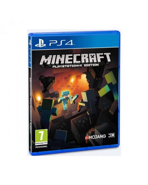 Sony Minecraft. Juego para PS4
