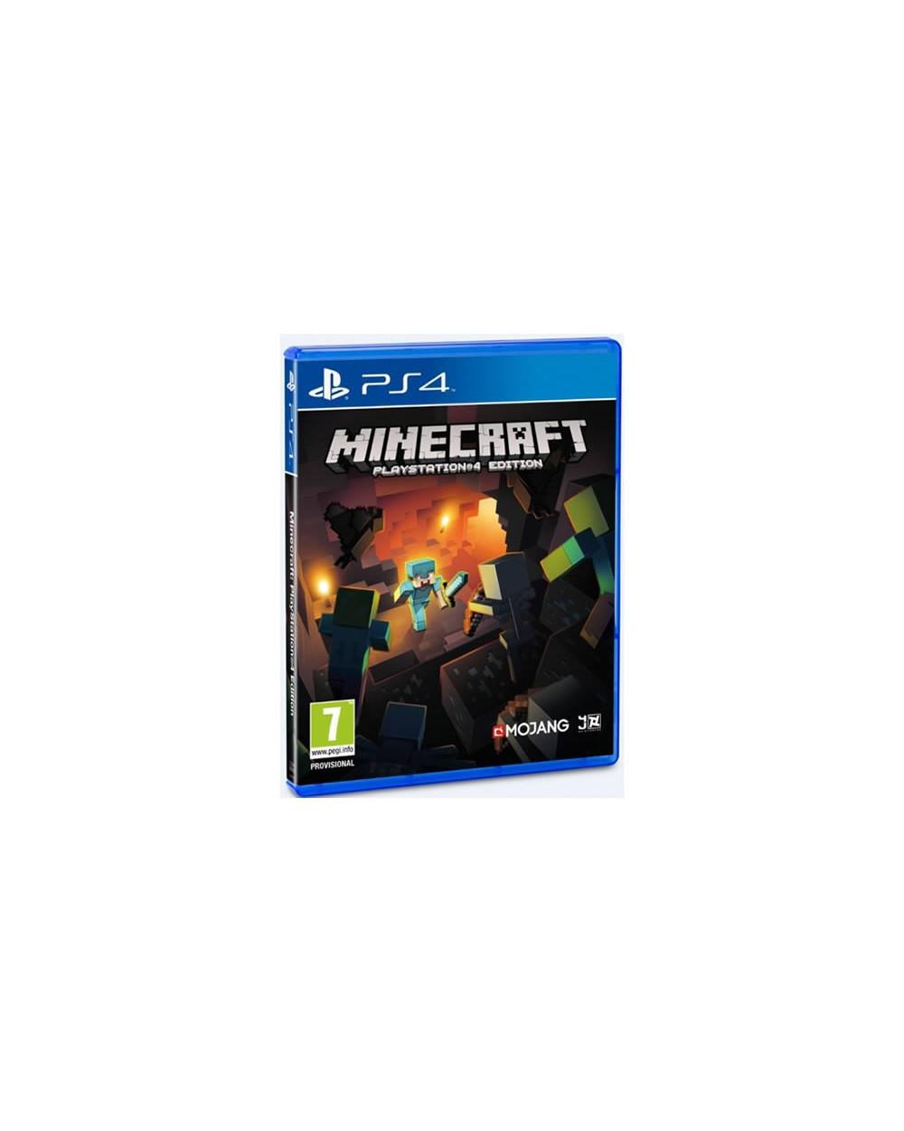 Sony Minecraft Juego Para Ps4