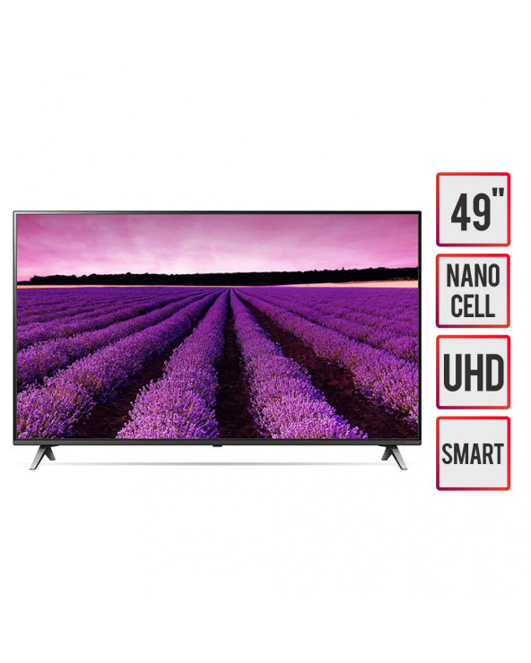 "LG LED  49SM8000 49"" UHD SMART NANOCELL"