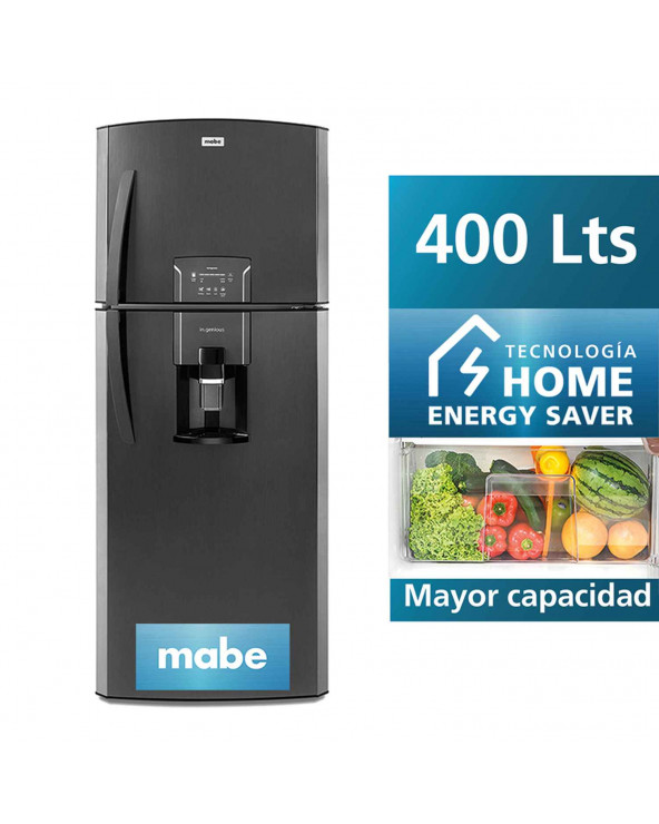 MABE REFRIGERADORA 400 L. RMP400FZPC